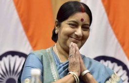 Sushma Swaraj rubbishes Trump's allegations, says India did not sign Paris agreement for Money