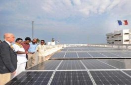 Waaree Energies Supplied 144 Solar Panels for the Rooftop Project of French Consulate Heritage Building