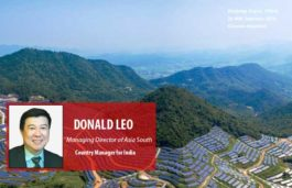DONALD LEO, Jinko Solar | Managing Director of Asia South | Country Manager for India