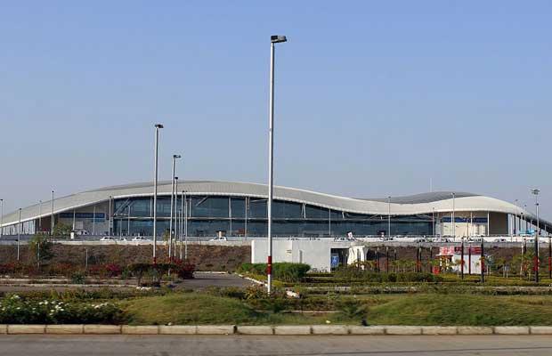 Bhopal Raja Bhoj Airport