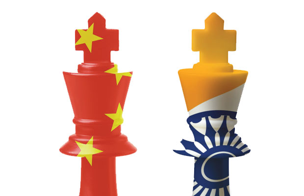 China and Indian