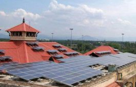 Solar Powered Cochin Airport Commissions Second Substation