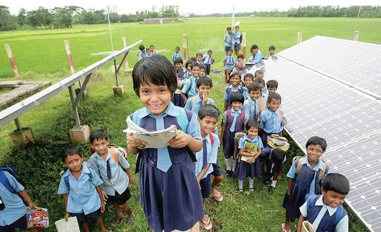 India and the Solar Modus-operandi