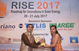 JinkoSolar Recognized for Solar Excellence at RISE 2017 Conference