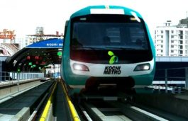Kochi Metro Rail to Increase its Solar Power Use to 6.3 MWp