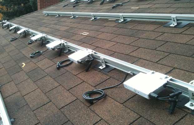 Roof Mounted Racks