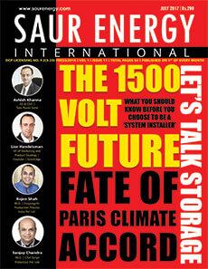 Saur Energy International Magazine July 2017