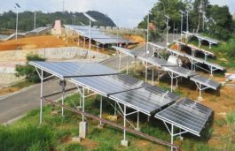 Mizoram to Set Up 20 Megawatt Solar Power Park
