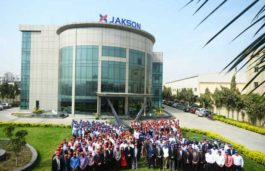 Jakson Group to Set Up New Manufacturing Solar Power Plant in Guajart