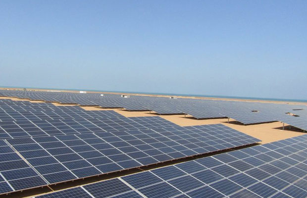 Solar Power Project in Egypt
