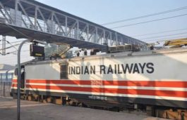 Indian Railways Introduces Solar Powered Train with Battery Back-Up