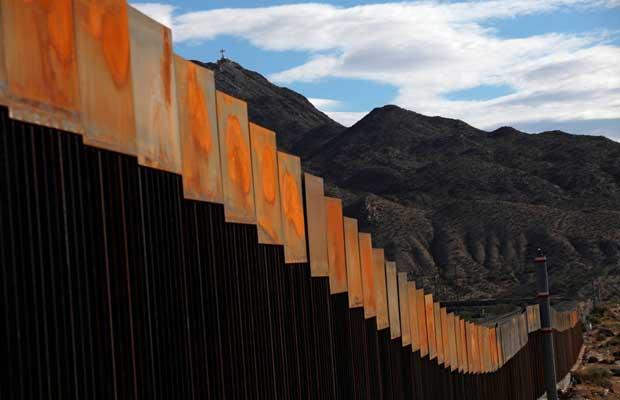 Solar-Powered Wall