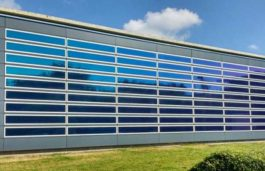 Solar Films Manufactured by Heliatek Installed on ENGIE Laborelec's Building in Linkebeek, Belgium