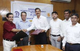 Sova Solar Alliances with IIT Kharagpur