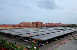 Tata Power Solar Spearheads Energy Generation Expansion for India's Largest Car Port