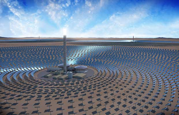 SolarReserve Receives Environmental Approval for 390 MW Solar Thermal Facility with Storage in Chile