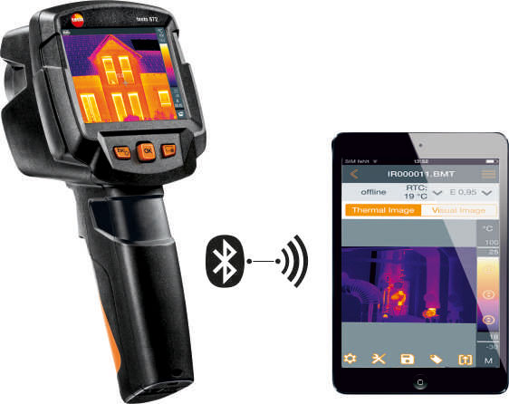 Bluetooth connectivity with other devices