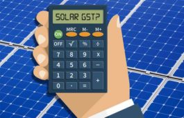 Implementation of GST to Hit Solar Capacity Addition in 2018