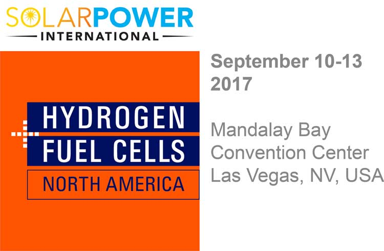 Hydrogen + Fuel Cells NORTH AMERICA