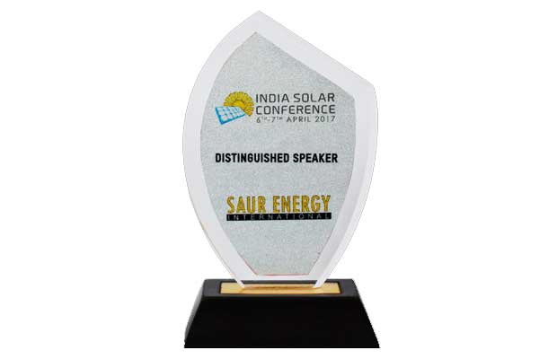 India solar conference