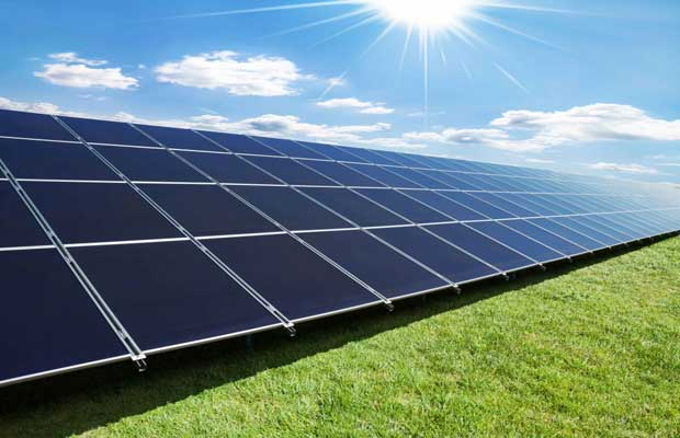 Solar Plants in Italy