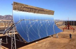 NISE Revises Testing Fees for Concentrated Solar Thermal (CST) systems