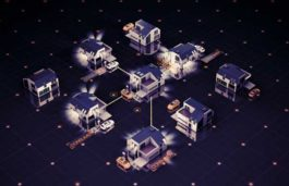 Solar Bankers Using Blockchain Technology to Develop Digitalized Electricity Ecosystems