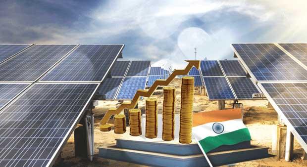 solar market India