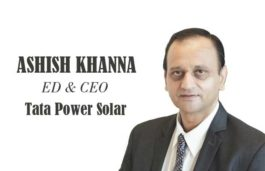 Viz-A-Viz with Ashish Khanna, ED & CEO | Tata Power Solar