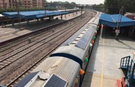 Azure Power to Expand Electrification of Indian Railways