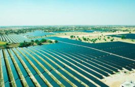 Gujarat Hints India's Largest Solar Park