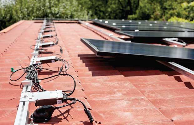 DC power optimizer technology