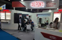 DuPont Photovoltaic Solutions Highlights Proven Solar Materials at REI Expo 2017