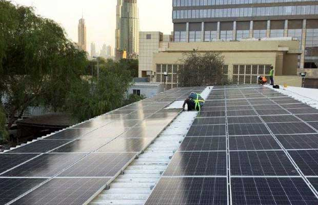 Enerwhere powers DIFC construction site with largest ...