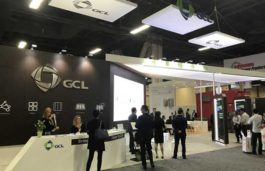 GCL-SI Showcases Black Silicon and PERC Solar Cells