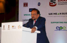 Centre aiming to install 175 Gigawatt renewable power by 2022: Harsh Vardhan