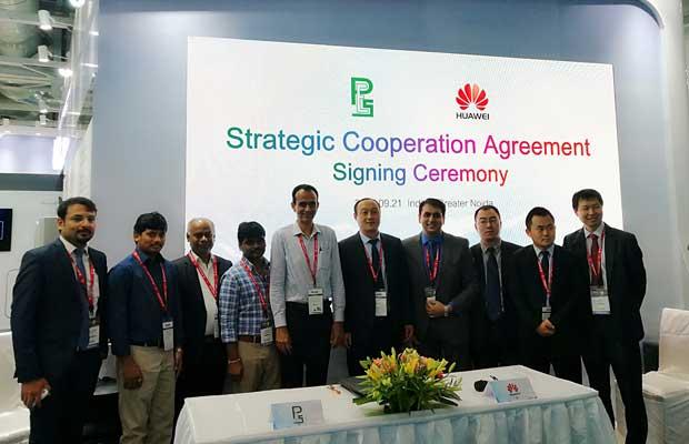 Huawei Smart PV Solution
