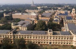 IIT (BHU) partners with CleanMax Solar to commission large-scale, Rooftop solar power plant at its campus