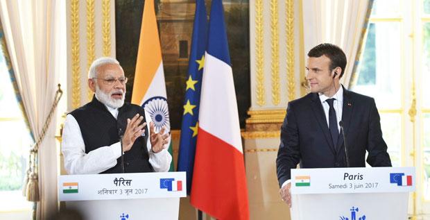 India and Paris