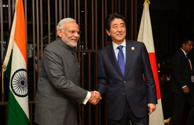 Indo-Japan Civil Nuclear Pact