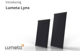 Lumeta Solar Unveils Lumeta Lynx Zero Penetration, Low Profile Solar Modules