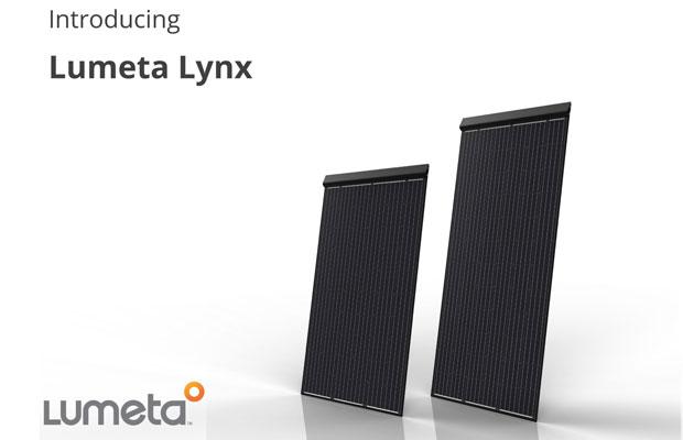 Lumeta Lynx solar modules