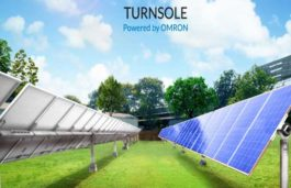 PROINSO partners with OMRON to launch TURNSOLE, the Fully-Integrated Single Axis Solar Tracking System