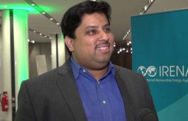 Dr. Rahul Walawalkar receives Renewable Energy India Award