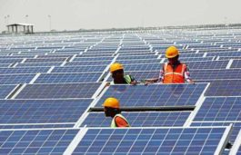 ReNew Power Partners With GS E&C for Rajasthan Solar Project