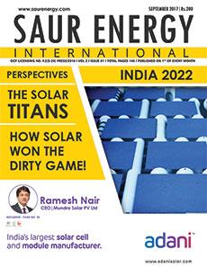 Saur Energy International Magazine September 2017