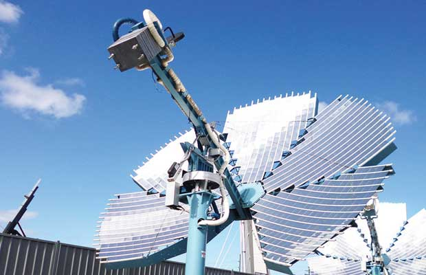 Solar Concentrator technology