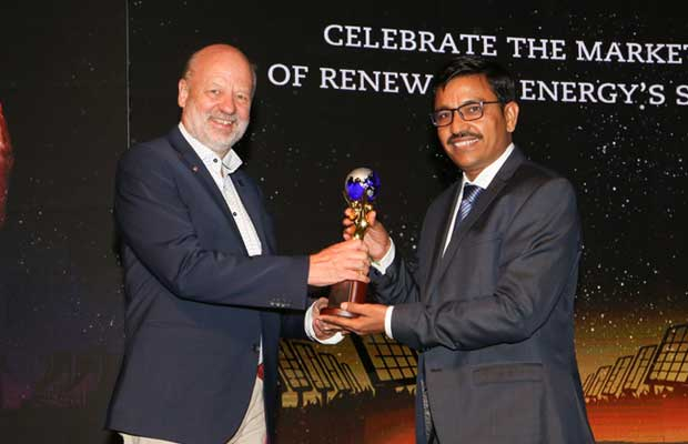 Solar Rooftop Developer at REI Awards 2017