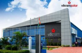 Vikram Solar Commissions 350 Kw Rooftop Solar Proj for Ordnance Factories' Unit
