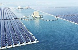 World's Largest Floating Solar Power Plant is Now Live